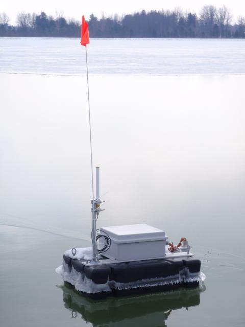 buoy-water