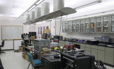 Inside our systems integration lab