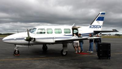 WASP Aircraft (Piper Navajo): The twin-engine Piper Navajo airplane used to fly WASP